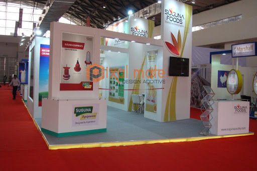 design and fabrication in bangalore india | Stall Design
